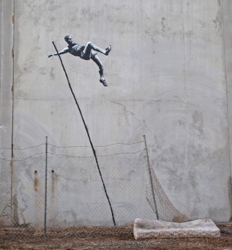 FOTO: Banksy - Going for Mould