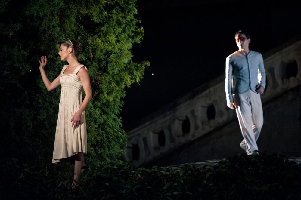 FOTO: Tragédie Romeo a Julie v Českém Krumlově