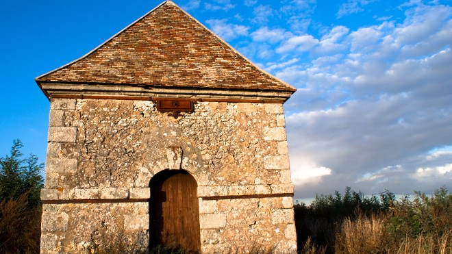 FOTO: středověký dům