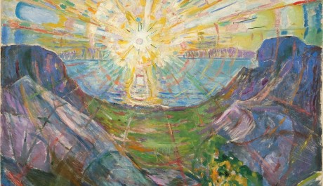 OBR: Edvard Munch - The Sun 1916