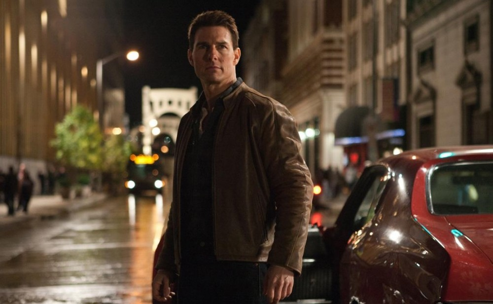 FOTO: Tom Cruise v roli Jacka Reachera