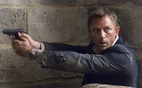 OBR: James Bond