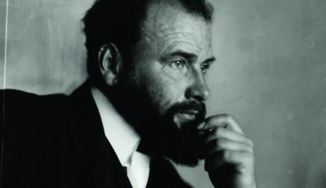 FOTO: Gustav Klimt - portrét