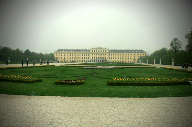 FOTO: Schönbrunn
