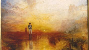 OBR: Turner Monet Twombly v Tate