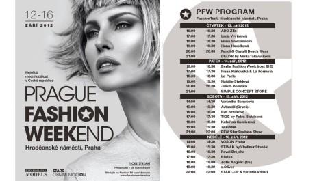 FOTO: Program PFW 2012