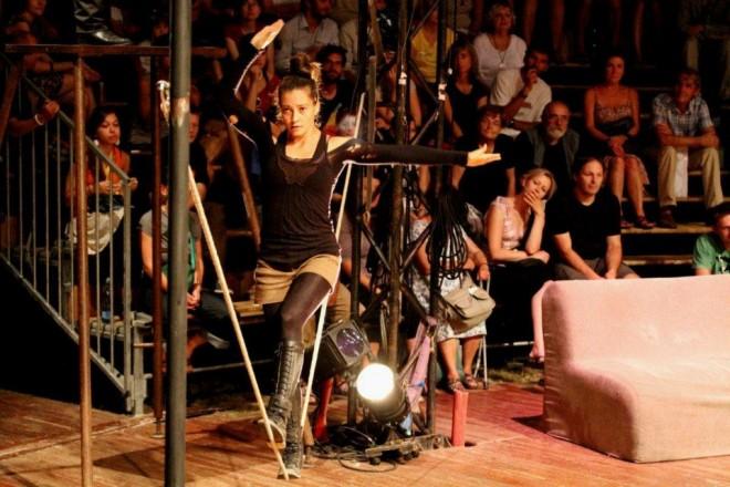 FOTO: Cirque Galapiat - Risque Zero