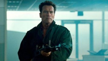 FOTO: Arnold Schwarzenegger Expendables 2