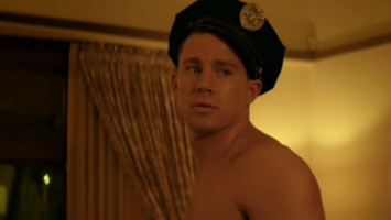 FOTO: Channing Tatum Magic Mike