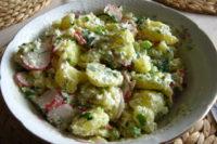 Letní bramborový salát