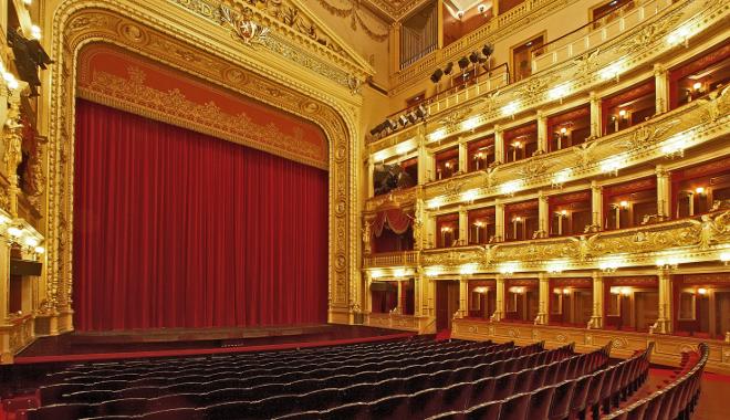 FOTO: Interiér Národního divadla