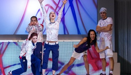 FOTO: Olympijské uniformy českého týmu