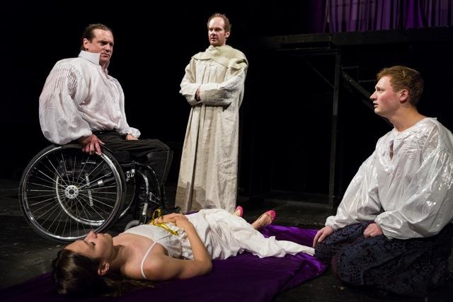 FOTO: Romeo a Julie_Divadlo v Celetné_1