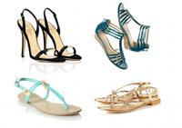FOTO: Letní sandálky