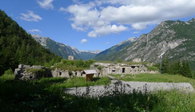 FOTO: Pevnost Predil