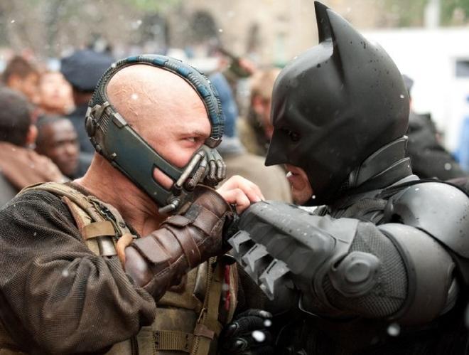 OBR: Bane vs. Batman