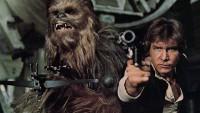 FOTO: Chewbacca Han Solo