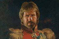 Chuck Norris mezi generály nesmí chybět. Zdroj: Replaceface: Personalised Portraits