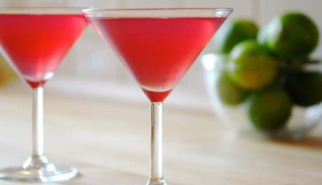 Recept na koktejl Cosmopolitan ze Sexu ve městě