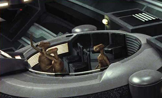 FOTO: ET ve Star Wars