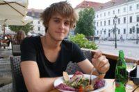 FOTO: Martin Škoda v restauraci