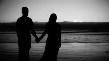 FOTO: Milenecký pár