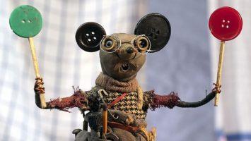 FOTO: Myška z filmu Na půdě