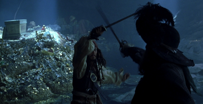 OBR: Sparrow vs. Barbossa