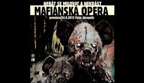 FOTO: Vizualizace k Mafiánské opeře