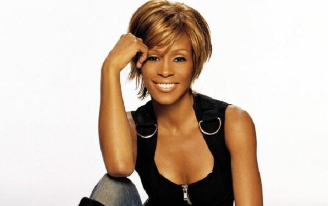 FOTO: Whitney Houston
