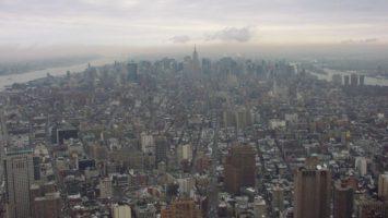 FOTO: Pohled z WTC