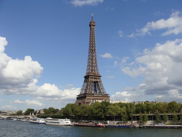 FOTO: Na výměnách budete mít možnost se podívat i na nejznámější místa Francie