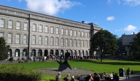 FOTO: Old Library, Trinity College, Dublin