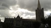 FOTO: Katedrála sv. Patricka v Dublinu