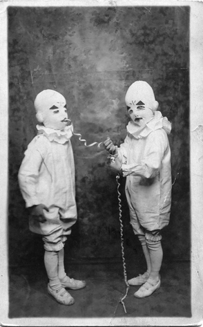 obr: Ransom Riggs: Sirotčinec slečny Peregrinové pro podivné děti