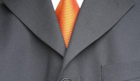FOTO: Business tie
