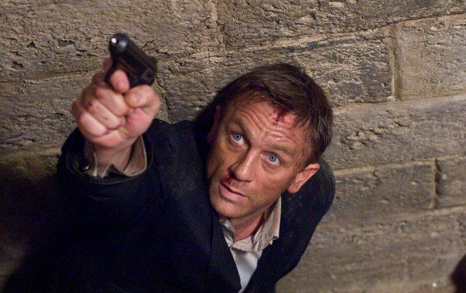 FOTO:Daniel Craig Quantum of Solace