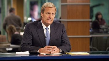 FOTO: Jeff Daniels v seriálu The Newsroom