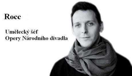 FOTO: Rocc, umělecký šéf Opery Národního divadla