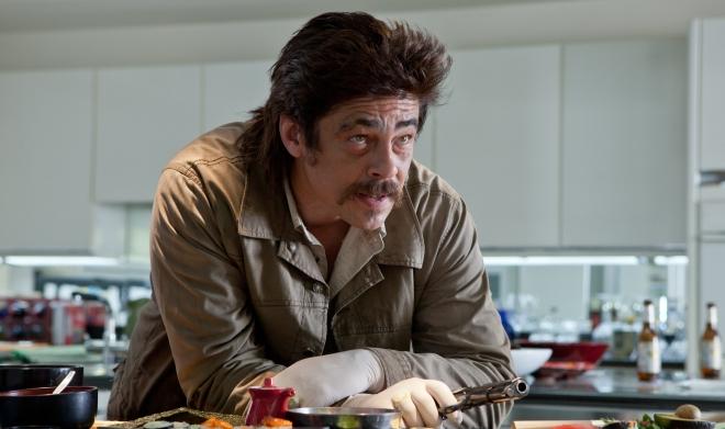 FOTO: Benicio del Toro ve filmu Divoši
