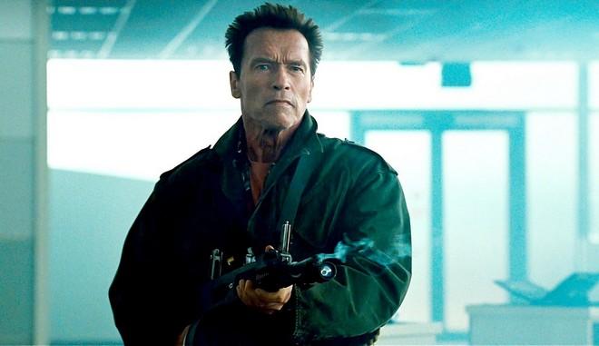 FOTO: Arnold Schwarzenegger ve filmu Expendables: Postradatelní 2