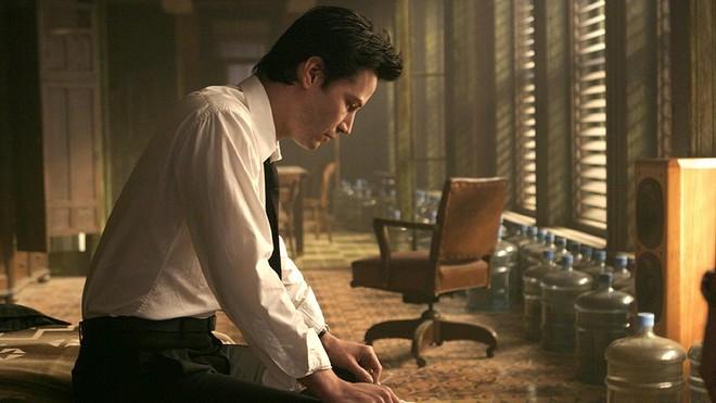 Keanu Reeves ve filmu Constantine