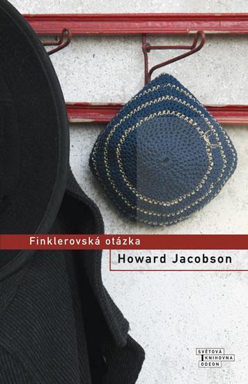 obálka Howard Jacobson: Finklerovská otázka