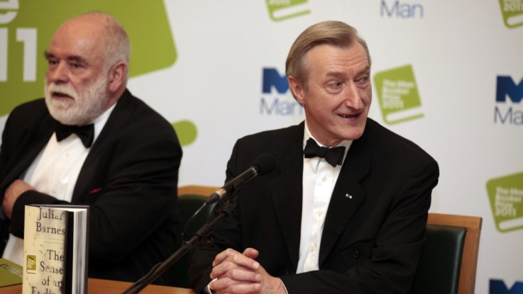 FOTO: Julian Barnes (The Man Booker Prize)