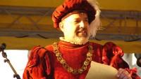 FOTO: Vilém z Pernštejna v podání Petra Novotného