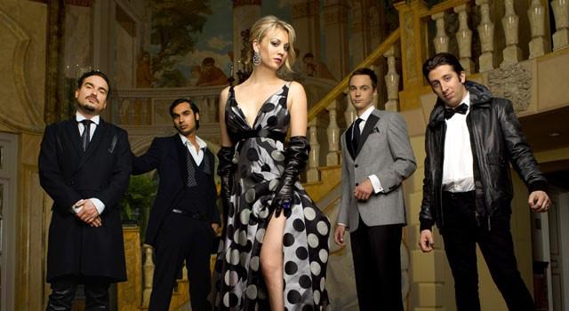 Big Bang Theory si stále drží svou kvalitu a přínáší to ovoce. Zdroj: Magic Box