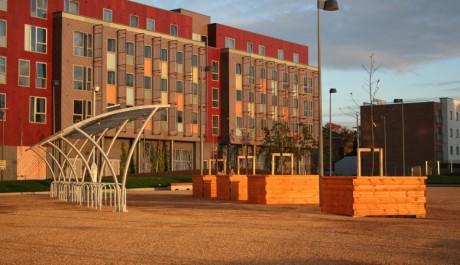 FOTO: budova univerzity