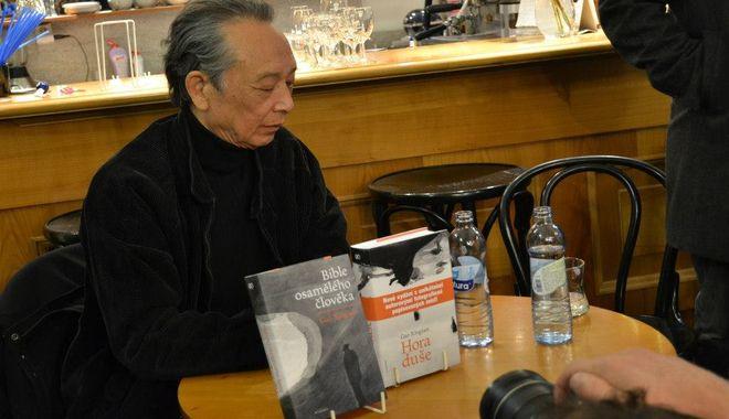 OBR: Gao Xingjian v Praze