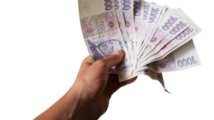 FOTO: Peníze půjčky