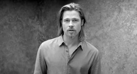 FOTO: Brad Pitt v Chanel reklamě
